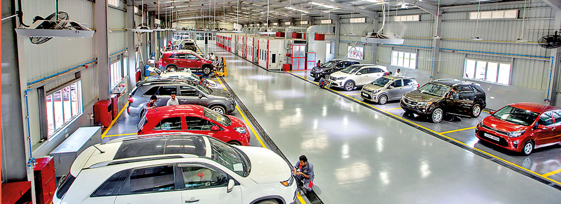 KIA Motors poised for growth with Rs. 800 m Malabe complex