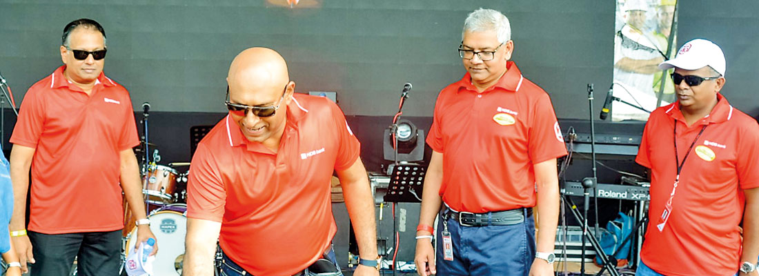 NDB celebrates 40th anniversary on grand scale with 2700 staff