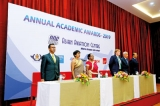 The Graduation Ceremony of the AAC