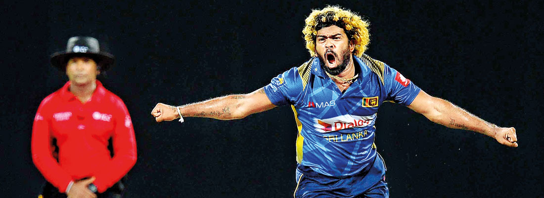 Malinga-Mercurial Maker of records