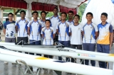 Chrisslogix grants Singles Scull boat as St. Peter's re-launch rowing