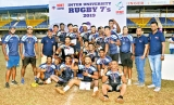 ICBT Campus win two important titles