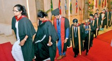 40th General Convocation of the University of Moratuwa