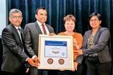 Peradeniya University wins International Partnership Excellence Award