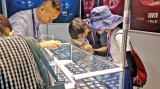 JVP leaders interested guests at FACETS 2019 exhibition