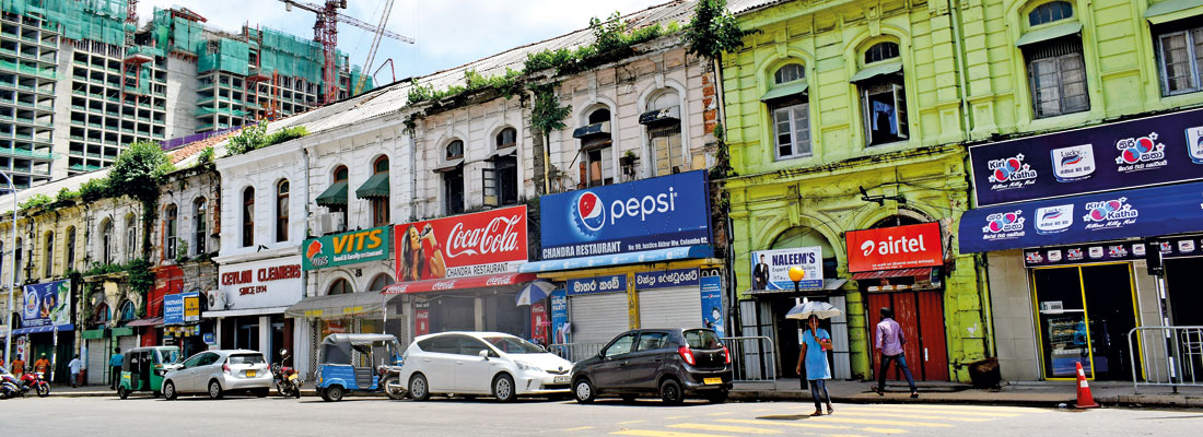 Facade of development: Kompannaveediya's heritage building to be bulldozed