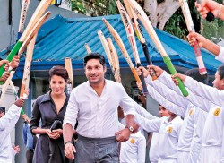 Legendary Sangakkara to inspire youngsters as chief guest