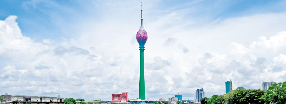 The Lotus Tower to bloom tomorrow