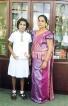 Amandhi, a promising paddler
