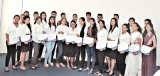 Inaugural batch of Youth with 'Hospitality skills'