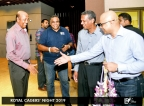 Royal felicitates one of its greatest all rounders