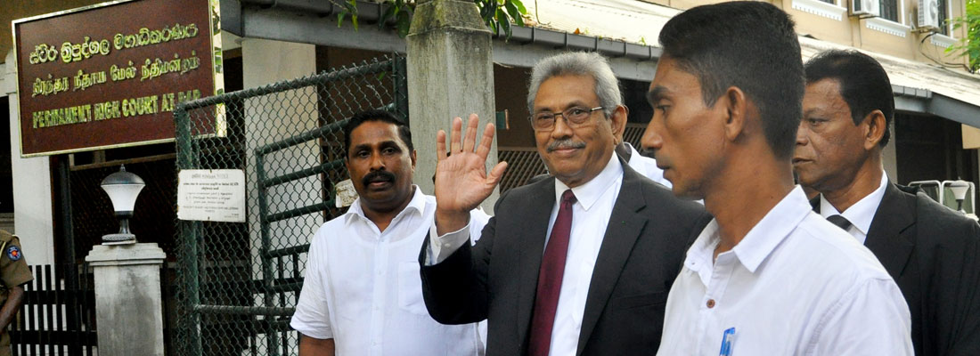 Hotly contested arguments, counter arguments end with CA's unanimous dismissal of case against Gota