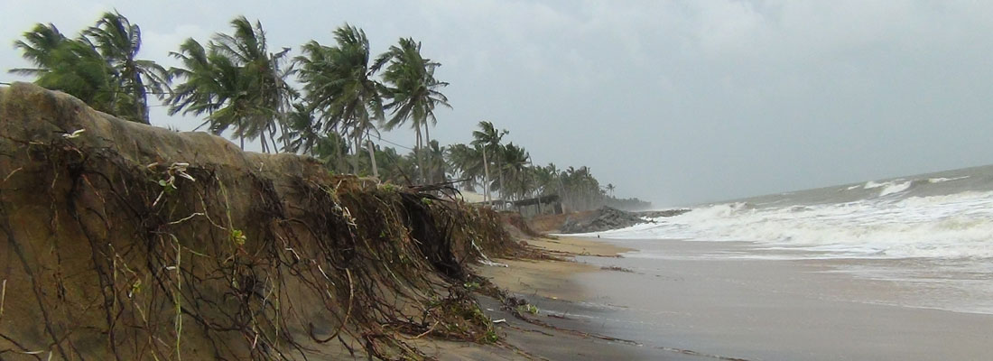 Sea level rising is real, Lanka urged to take urgent  measures to avert disasters