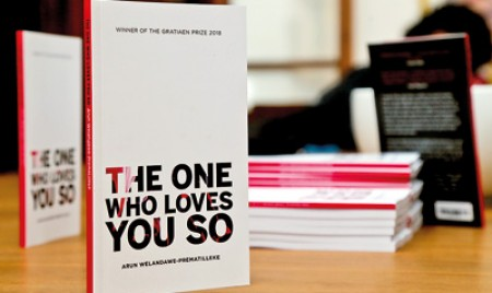Pathbreaking play The One Who Loves You So launched in book form