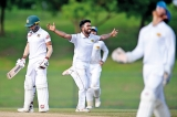 Skipper Haque helps Bangladesh A make bold reply