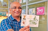 Stamp of approval by  Indian stamp collectors