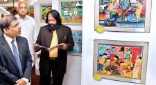 State Children's Art Festival & Exhibition 2019 at Nelum Pokuna