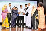 Two books launched by Zahira College students