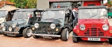 Mighty Mini Club celebrate International Mini Moke Day