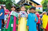 UN Day Celebrations at The Overseas School of Colombo