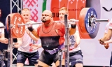 Medals galore as spirited lifters flourish on world stage