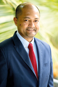 Hilton appoints Manesh Fernando as Area General Manager , Sri Lanka