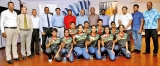 SLB felicitates Shuttlers who excelled at international Championships