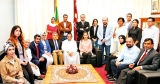 Center for Conflict & Humanitarian Studies visits Parliament