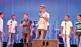 'Rally Round Rock and Roll': A mega show of Thomian talent
