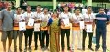 Anandians win Under-17 National Schools Badminton Trophy