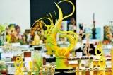 Creative food display