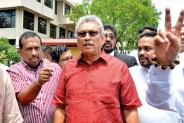 A power behind the throne,  be it Sajith or Gota?