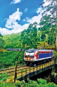 Devinuwara Menike on her maiden journey