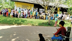 Sovereign people give boost to presidential poll