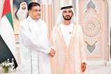 Sri Lanka's ambassador to UAE presents credentials