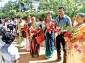 Kirama Dhammananda Primary Teachers felicitated