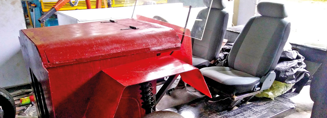 New technology developed by Ruhuna University  in boat building sector
