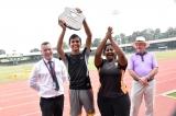 Nobel retains BSC Athletics title