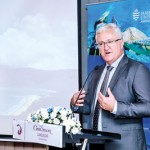 Prof Marcus Lane, Deputy Vice Chancellor for Tropical Environments and Societies, JCU