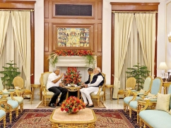 Indo-Lanka ties personal, close and strong