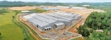 Construction of fully-integrated tyre plant nears completion