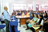 Horizon Campus hold an Orientation for it's 6th batch of students for the BIT Degree