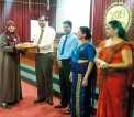 Ismath Fathima shines at Gampaha District Literary Contest