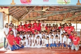 AIA lends a hand to Jaffna school, as it celebrates 10 years in the North