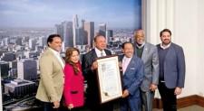 Singular American honour for Sri Lanka