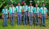 Lyceumers bag 'A' division 1st Runners up at All Island Chess