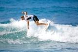 Surfing makes a splash in Hikkaduwa
