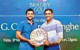 Tharanga and Samitha to lead Bradby Golf 2020
