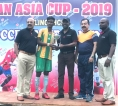 Uruthirapuram Sports Club wins Pan Asia Cup Soccer Tournament