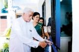 A new computer facility for Yasodhara Balika Vidyalaya, Borella